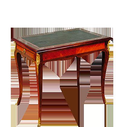 Transport œuvres d'art - Table Louis XV - Art Transit International